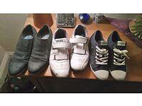Kappa lonsdale firetrap deakins shoes trainers