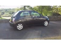 05 Nissan Micra 5 door ***FULL MOT****