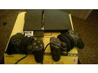 Playstation 2 console & ps2 games