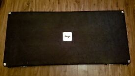 Diago Tourman - PB04 Pedalboard - guitar effects pedal case