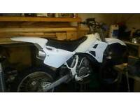 1990 yz250 swap for rotax max go kart