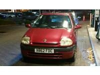 Renault clio 1.2 need gone