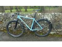 Haro Mary single speed / fixie mountain bike 29er