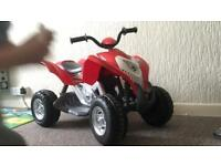 Electric 12v quad great condition