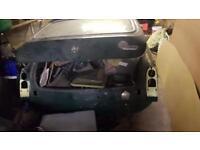 MGB GT for restoration