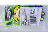 Dickies KONG Heavy Duty Super Grip Protection Impact Gloves SIZE XXL (11) BRAND NEW, SEALED