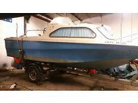 Shetland Boat