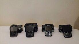 Job lot 20 Blackberrys £200
