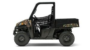 2017 polaris Ranger 570 Pursuit