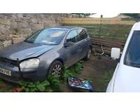 Breaking mk5 golf 1.9 tdi