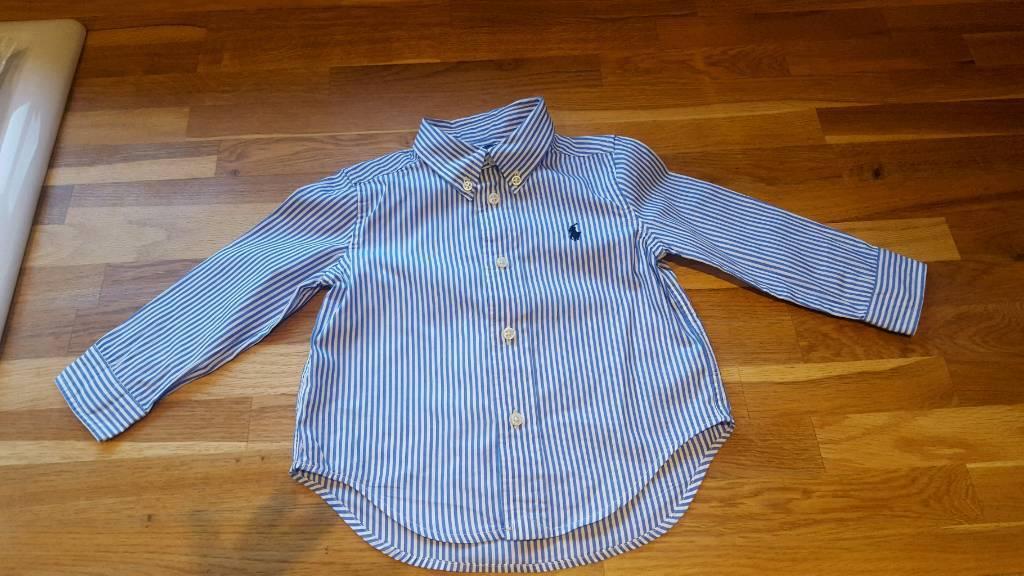 Kids Ralph Lauren shirt 18mnth