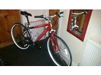 Carrera bike ADULT, £90ono