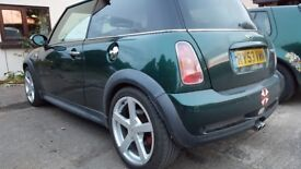 2003 cooper s sell/px 4x4