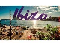 Flights to Ibiza June 17th-24th