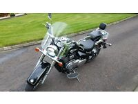 2003 Suzuki Volusia Intruder VL805, 5800 miles