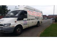 FRM £15 MAN WITH A VAN :- 07784238582 ⚫ HOME / COMMERCIAL REMOVALS ⚫️ DELIVERY ⚫️ DISPOSAL