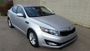 2012 Kia Optima LX - Accident Free