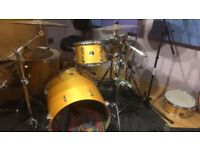 Sonor Force 2007 Birch kit (Shells only for sale)