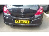 Buy Number Plate K999 CYA