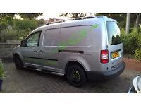 Volkswagen Caddy Maxi Camper Van not T4 or T5 NO VAT