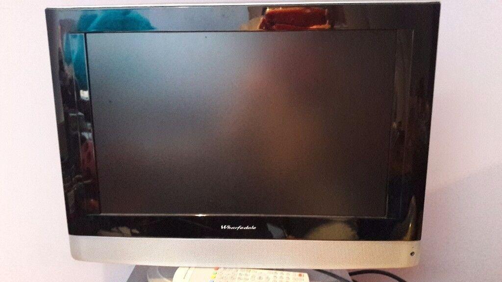Wharfedale 19 inch HD Ready Digital LCD TV model L19T11W.