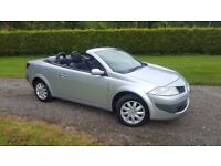 Renault Megane 2.0 VVT Dynamique Convertible - GENUINE 45000MILES FROM NEW!