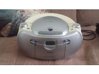 Philips cd radio player