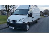 IVECO DAILY 335S12 SWB VAN - NEW MOT - 142,000 -DIESEL - LADY OWNER - VERY GOOD CONDITION