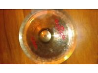 Good 12 inch oriental Zildjian China For Sale in Great Condition