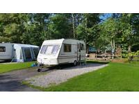 Bailey Pageant CD Majestic 2 berth caravan
