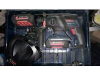 Bosch compact 36v hammer drill