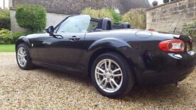 MAZDA MX 5 LTD 1.8 2011 31K Show room Condition