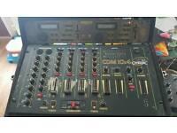 Basic PA sound system