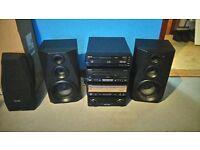 TECHNICS CA-10 Sound system stack
