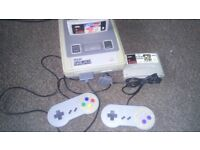 Snes fully working