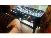 Football table *REDUCED* Delivery Available