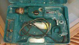 Makita drill 110v HP2040