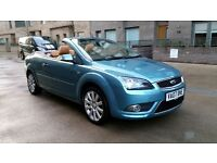 2007 | Ford Focus 2.0 CC | Leather | Sensors | Convertible | Cruise