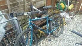 Giant mens bike for spares or repair
