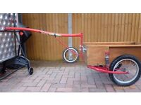 Cycle Trailer (Needs a home)