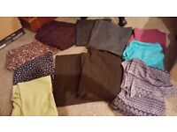 size 12 ladies clothes bundle