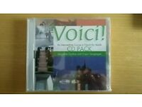 French language Voici CD