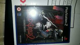 Blood omen 2 ps2 game