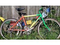 Vintage Retro Mountain Bike Excellent Condition