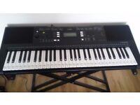 Digital Keyboard Yamaha PSR-E343