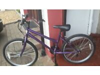 "Childs Bike - Maxima - 20"" wheels, 6 gear"
