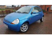 2004/54 Ford KA Luxury Limited Edition 1.3 Full Service History AC Leathers Remote Central Locking