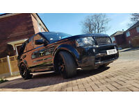 Immaculate Fully Loaded – Blacked out' HST Range Rover Sport 3.6 V8 TD