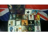 BOWIE bowie bowie cds massive collection