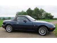 Limited edition MX5 in superb condition